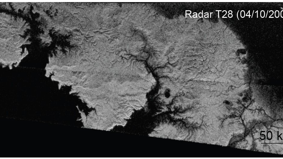 River networks on Titan