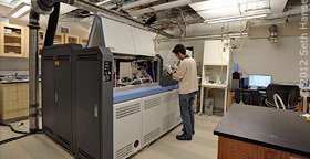 Geochemistry Instrument Lab