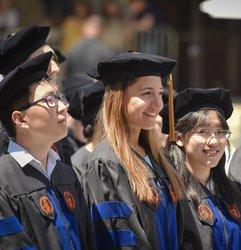 Caltech graduation