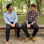 John Wang and Sam Owen