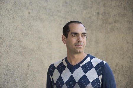 Omer Tamuz headshot