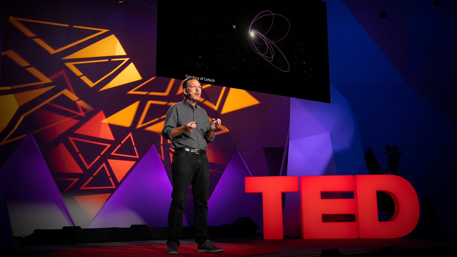 Mike Brown at TED