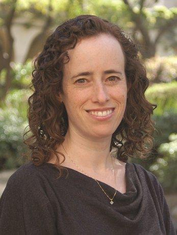 Headshot Michelle Effros