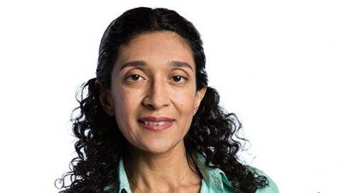 Headshot Azita Emami