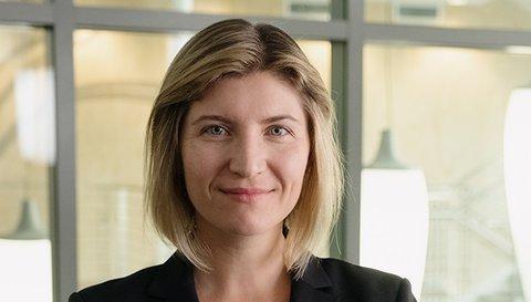 Headshot Viviana Gradinaru