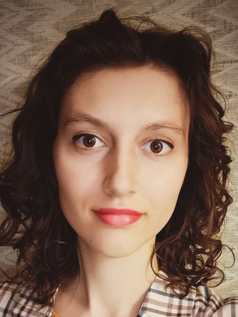 Headshot Margarita Artiukhova