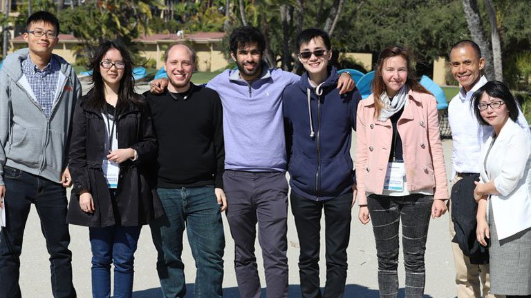 Chen Fellows at the 2018 Retreat