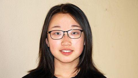 Headshot Xu Yue
