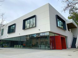 Hameetman Center building exterior