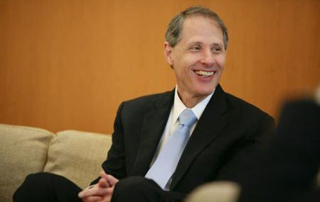 photo of Thomas F. Rosenbaum, Caltech President