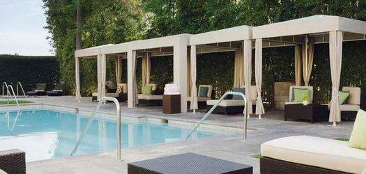 double tree pool