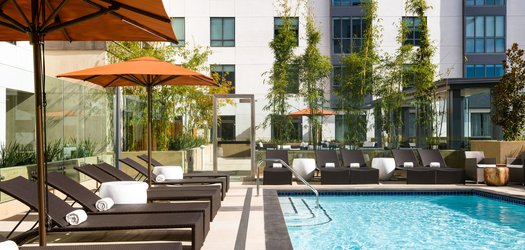 hyatt place pool