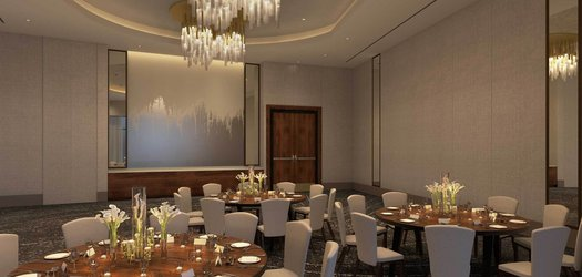 le meridian banquet hall