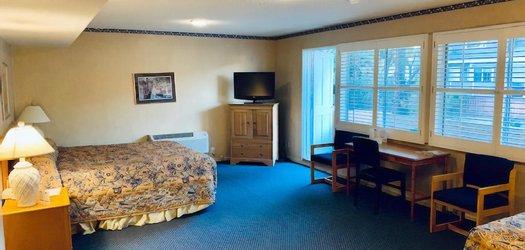 saga hotel room