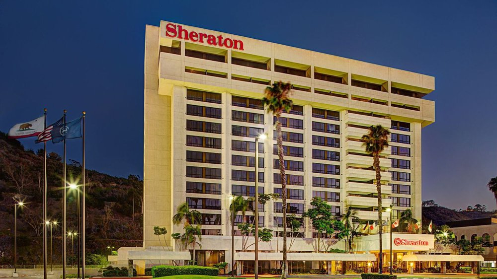 sheraton mission valley
