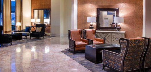 sheraton mission valley lobby