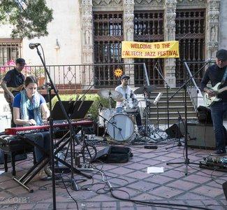 2018 Caltech Jazz Festival