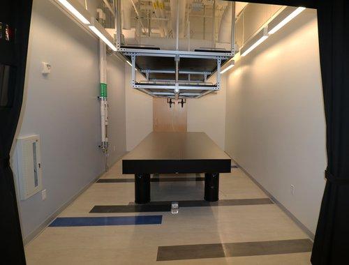 Optical table, Backroom B260