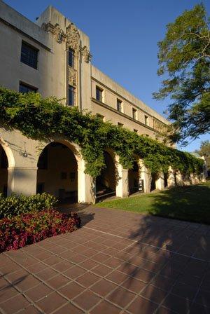 north mudd building caltech campus