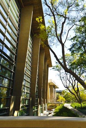 Schlinger Building exterior