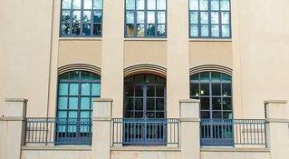 Fairchild building windows