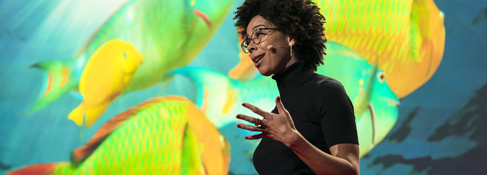 Ayana Johnson Talk