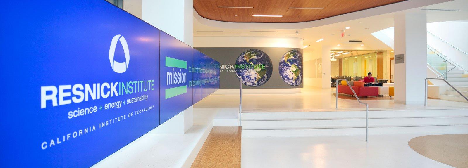 RSI Lobby in Jorgensen Laboratory