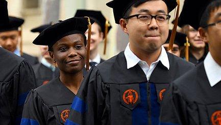 Caltech Graduates