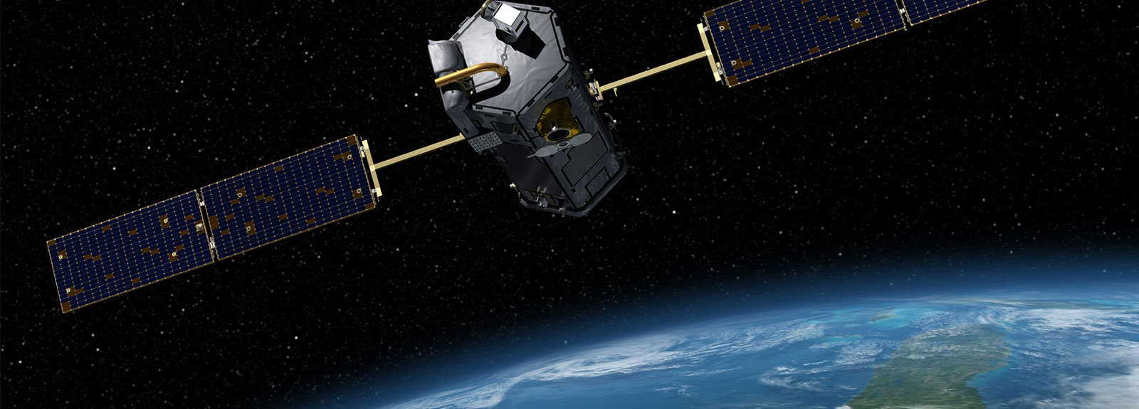 NASA Orbiting Carbon Observatory-2 Collecting Climate Data from Space