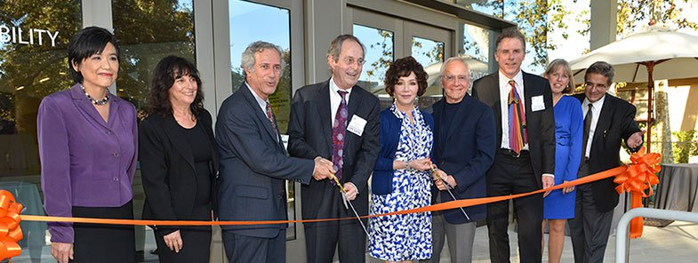 Jorgensen Building Re-Dedication Ribbon Cutting Ceremony