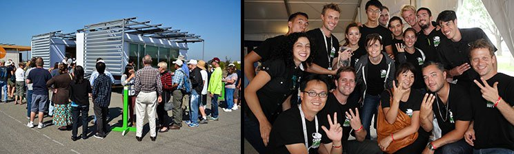 Solar Decathlon Participants