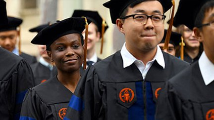 Diverse Array of Caltech Students Graduating