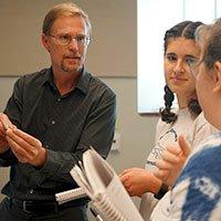 Nathan Dalleska and Students