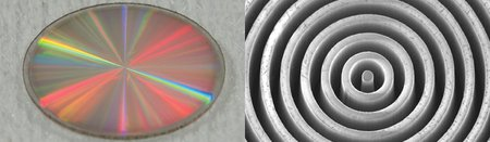 pictures of the vortex coronagraph