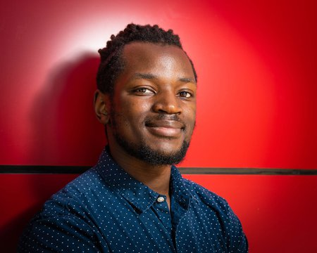 Daniel Mukasa graduate student