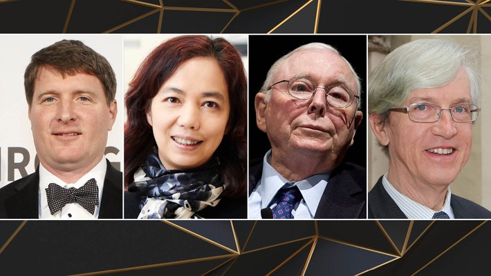 Distinguished Alumni Award recipients for 2020