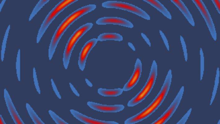 artistic representation of data