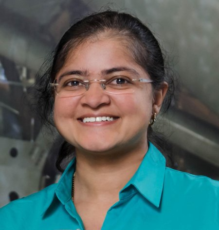 Headshot of Professor Mansi Kasliwal