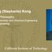 Weimeng(Stephanie) Kong