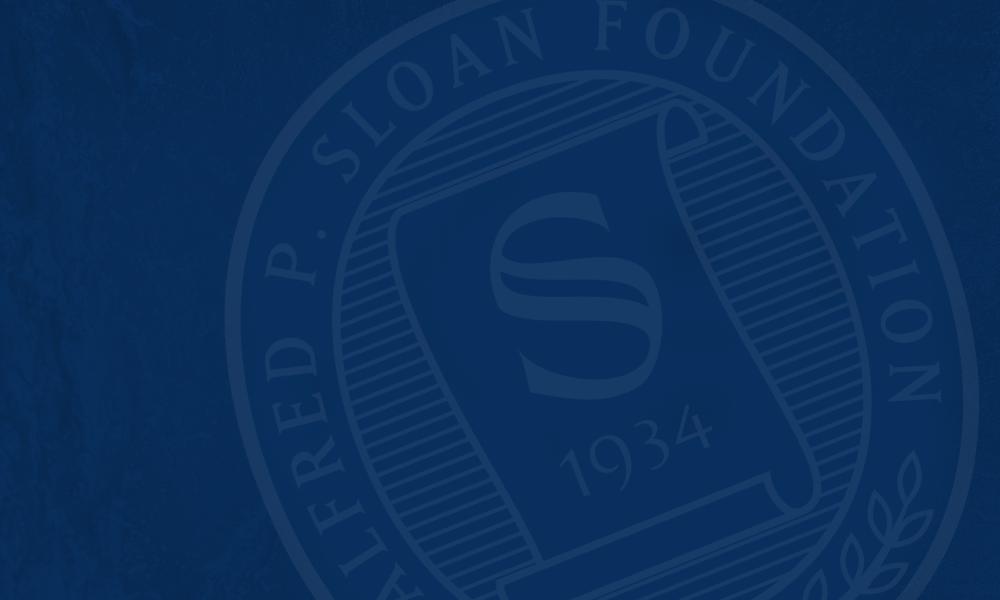 Sloan Foundation logo