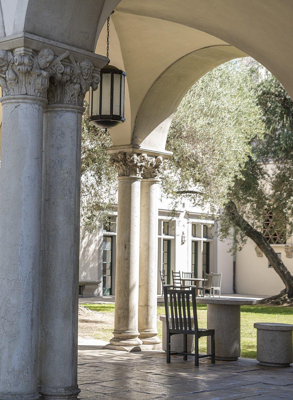 Caltech arcade