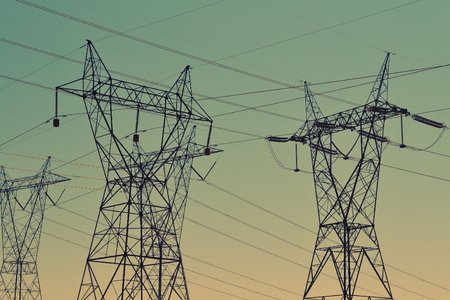 Electrical distribution towers