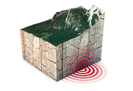 Earthquake diagram