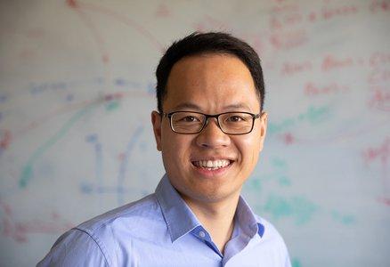 Caltech Seismologist Zhongwen Zhan