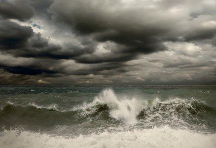 extreme rain along the coast and a big wave