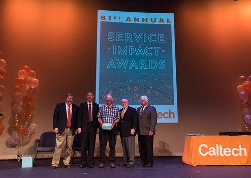 photo of the 2016 Schmitt Prize awardee