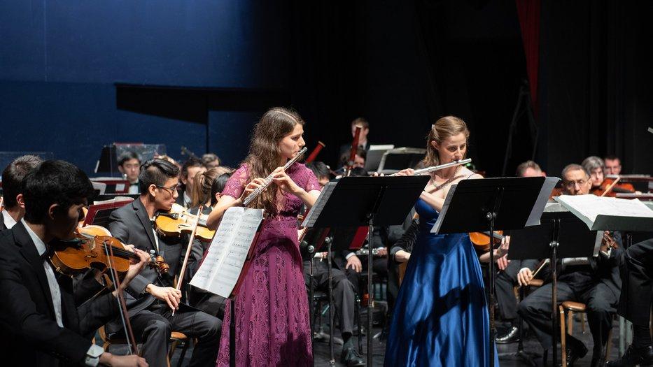 Caltech orchestra