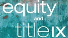 Equity & Title IX