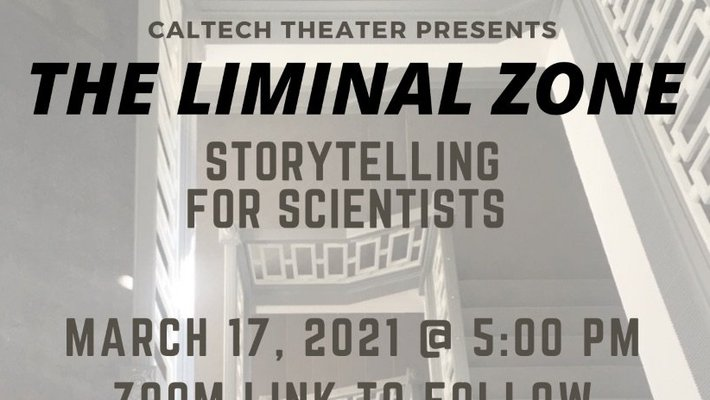 flyer for Story Telling for Scientists