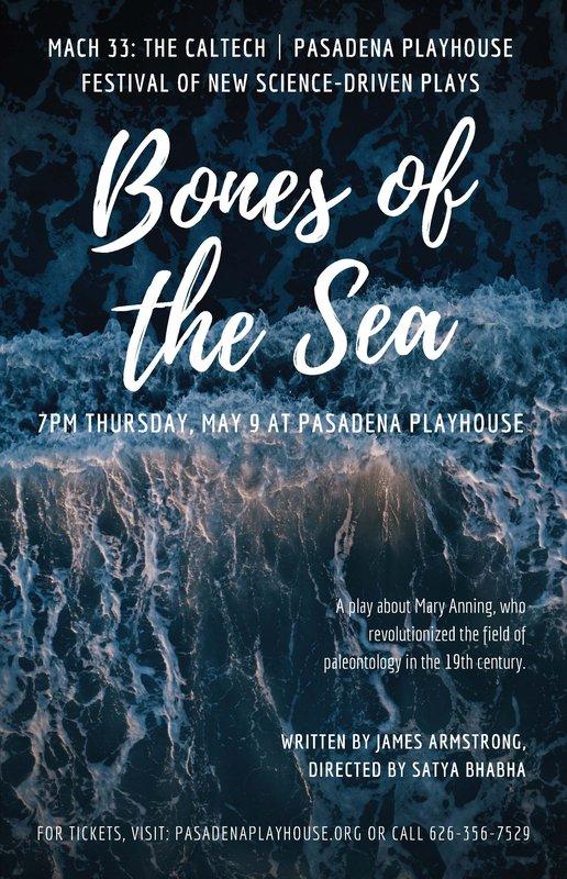 MACH 33 2019 Bones of the Sea